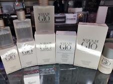 Acqua di Gio by Giorgio Armani 1 1.7 3.4 6.7 | TST | Deodorant Stick EDT Spray
