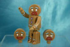 Medicom Toy DreamWorks Disney Shrek Kubrick Mini Figure Gingerbread Man