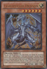 *** LIGHTPULSAR DRAGON *** SDDC-EN001 (NM) ULTRA RARE YUGIOH!