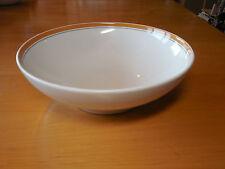 """Franciscan Japan PICKWICK Set of 2 Round Serving Vegetable Bowls 8 1/4"""" Orange"""
