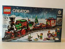 New LEGO Creator Winter Holiday Train 10254 Christmas