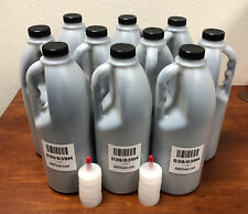 10 x (1,000g) BULK Toner Refill for Canon 039H 039, LBP351dn, LBP352dn