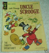 Walt Disney's Uncle Scrooge 47, FN/VF (7.0)