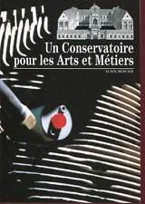 A. MERCIER: UN CONSERVATOIRE POUR LES ARTS & METIER. DECOUVERTES GALLIMARD. 1994