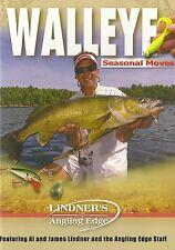 Lindner Walleye Fishing Seasonal Moves DVD NEW