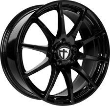 Tomason TN1 7.0x17 Black Painted 7.0 17 4x100.0