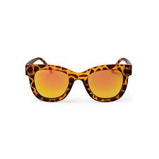 CHEAPO Nuevo Para Hombre Marrón Cheapo Marais Gafas De Sol-Turtle Marrón/Amarillo Espejo BN