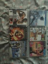 Playstation 3 Games (Bundle Lot of 6) good condition