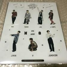 BTS FANMEETING VOL.5 MAGIC SHOP deco sticker set official goods md
