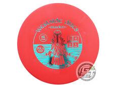 New Westside Discs Bt Hard Maiden 174g Red Teal Foil Midrange Golf Disc