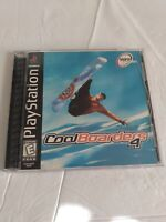 Cool Boarders 4 Playstation PS1 Video Game Complete
