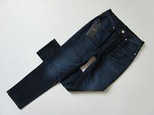 Rag & Bone Ankle Cigarette in Jack High Rise Stretch Crop Jeans 25