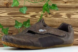 Lacoste Shoes Size 9.5 M Brown Fashion Sneakers Leather Men