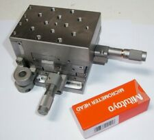Newport ULTRAlign 562-XYZ Linear Translation 3-AXIS  Stage w/ Qty 3 Micrometers