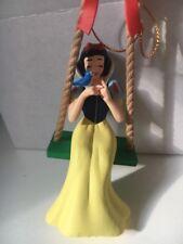 Snow White Disney Princess Grolier Christmas Magic Ornament In Box