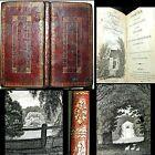 1804 VIEWS WESTON UNDERWOOD PARK WILLIAM COWPER 1ST EDITION BUCKINGHAMSHIRE UK