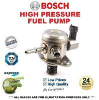 BOSCH HIGH PRESSURE FUEL PUMP for FORD GALAXY 2.0 EcoBoost 2010-2015