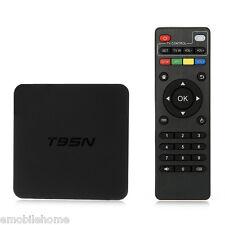 T95N TV Box Amlogic S905X Quad Core 2.4GHz WiFi USB 2.0  2GB+8GB EU PLUG