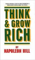 Think and Grow Rich, Paperback by Hill, Napoleon, Like New Used, Free P&P in ...