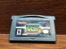 Teenage Mutant Ninja Turtles 2 Battle Nexus (Nintendo Game Boy Advance, 2004)