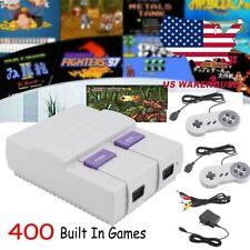 Mini Super 400 in 1 NES Classic SFC Retro TV Video Game Console System USA