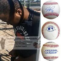Jason Rogers Pittsburgh Pirates Signed Autograph Baseball Brewers Proof COA