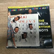 EP The Delta Rythm Boys J'aime Paris au mois de mai Un télégramme VG/EXC
