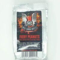 Who Dares Burns Peanuts - Evil Hot Naga Chilli Peanuts - Very Hot 80g Pack