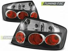 Taillights For PEUGEOT 407 05.04- SEDAN BLACK..