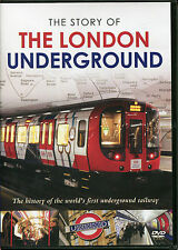 THE STORY OF THE LONDON UNDERGROUND DVD - HISTORY OF THE WORLD'S FIRST