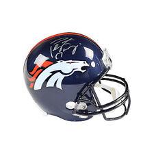 984be23947b Peyton Manning signed Denver Broncos Riddell FS Rep Helmet - Steiner  Hologram
