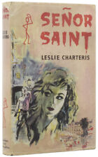 Leslie CHARTERIS / Senor Saint Señor Saint First Edition