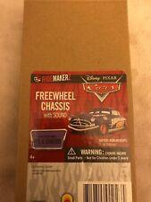 New Ridemakerz Disney Pixar Cars Freewheel DOC HUDSON Chassis with Sound 526002