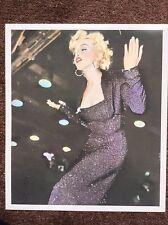 Marilyn Monroe Vintage Print 1990 Hollywood Actress Legend Beautiful Glamour Hot