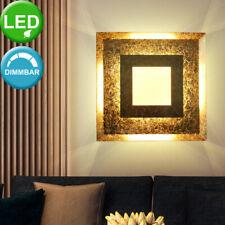 LED luxury wall lamp gold living room lighting 3 levels dimmer light fixture new