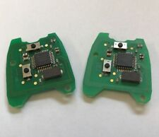 2 X PEUGEOT 206 306 406 307 REMOTE ALARM KEY FOB CIRCUIT BOARD PCB 73373067C