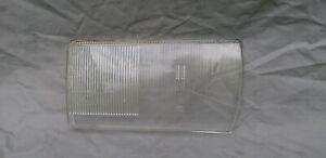 MERCEDES  W123  LEFT DRIVER  SIDE  HELLA  GLASS LENS HEADLIGHT