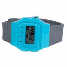 Neff Unisex Flava Watch Ice Charcoal Gray Timepiece Casual