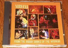 NIRVANA FROM THE MUDDY BANKS OF THE WISHKAH ORIGINAL CD 1996