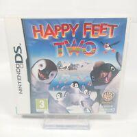 Happy Feet Two - Nintendo DS/DSi/3DS - 2011 - Warner Bros. - Complete