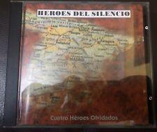 HEROES DEL SILENCIO BUNBURY CUATRO HEROES OLVIDADOS EX RARO
