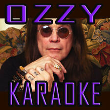 Ozzy Osbourne Black Sabbath Scorpions Classic Rock Legends Karaoke CD+G Legends