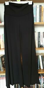 Belly Dance Black Trousers Size M