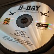 "Ablesoft, Inc. ""D-Day The Battle that changed History"" Cd 1999"