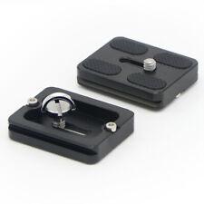 PU-50 Clamp Quick Release Plate  Adapter forBenro Mefoto Tripod Ballhead