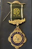 RAOB - Royal Antediluvian Order Of Buffaloes - MEDALLION - Brother Train Medals