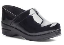 Dansko Professional Clog Black Patent Women's sizes 6-12/36-42 NEW