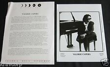 VALERIE CAPERS 'COME ON HOME' 1995 PRESS KIT--PHOTO