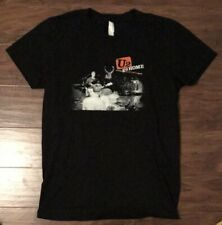 U2 Live In Ireland Official Concert T-Shirt Women's Ladies Large Go Home Band