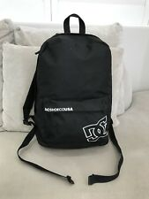 DC Shoe Co Backpack Beach Hiking School Bag Lightweight Great Condition [A]